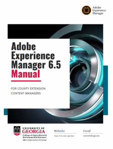 Adobe Experience Manager 6.5 Manual