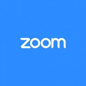 the zoom online meeting software's icon